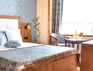 Спалня с вана